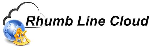 Rhumbline Cloud Logo