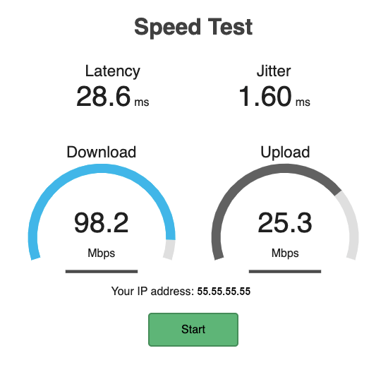 Plugin Speed Test Image