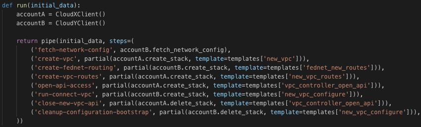 Python Pipe Code v2